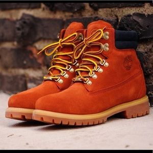 Timberland x Ronnie Fieg boots